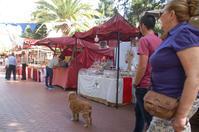 イースター恒例、中世市場へ母と行ってきました。 - 村人生活@ スペイン