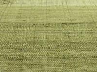 白混じりの緑綿の布 - わたいとや 移転しました→ wataitoya.com