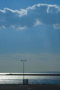 大洗の海/ XF55-200mmF3.5-4.8 R LM OIS - 写瞬間