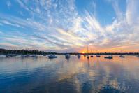 涙がでるほど美しい夕焼け - *digital sky*