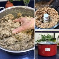 オーガニック生麦麹で麦味噌作り 2017年度(BIO Miso Casero) - ルディのシッチェス・バルセロナ便り ~ワンコ(犬)と一緒にスペインでリタイアメントライフ~