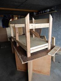 ご近所S原さんとこの犬小屋を作りました。 - あいやばばライフ