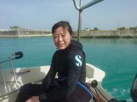 地形&群れ&サンゴ畑~糸満近海ガイド付きボートダイビング(ファンダイビング)~ - 大度海岸(ジョン万ビーチ・大度浜海岸)と糸満でのシュノーケリング・ダイビングなら「海の遊び処 なかゆくい」