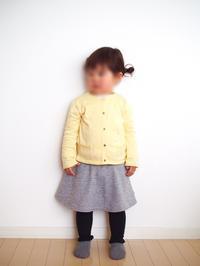 《2歳5ヶ月》春服コーディネート - ゆりぽんフォト記