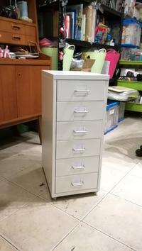IKEA引出しキャビネット3台揃い - プロップアイズ小道具リスト