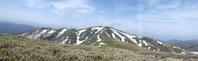 東雨乞岳からイブネ (1,160M) に登る - 風の便り