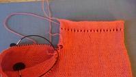 【コットン糸で編むベビー用ショートパンツ】その3 - ボストン手作り大作戦