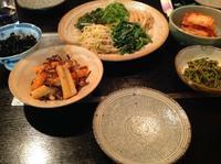 春の食感・オモニの技 韓国家庭料理 - MOTTAINAIクラフトあまた 京都たより
