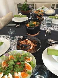 4月のタイ料理 - 美味しい韓国 美味しいタイ@玄千枝クッキングサロン