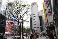 4月21日(金)今日の渋谷109前交差点 - でじたる渋谷NEWS