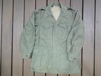 M-50フィールドジャケットに関する2、3の事柄(その1) - M-51Parkaに関する2,3の事柄
