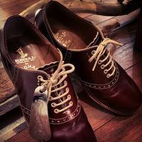 GLAD HAND×REGALSADDLE SHOES - FLARY/フラリー -OWNER'S BLOG-