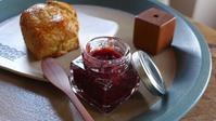 貴重な木苺のジャムをいただきました☆ - bonton blog