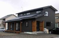 【町家に通じるZEHデザイン in 北海道幕別】 - 性能とデザイン いい家大研究