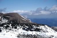 東吾妻山山スキー・登山 - tabi & photo-logue vol.2