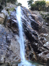 三重県の御在所岳の蒼滝です! - maname blog