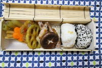 お弁当箱の歌のお弁当 - オヤコベントウ