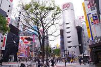 4月24日(月)今日の渋谷109前交差点 - でじたる渋谷NEWS