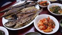 東大門焼き魚横丁 - マッシュとポテトの東京のんびり日記
