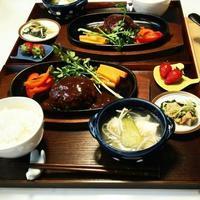 ハンバーグの夜ごはん - ◆◇Today's Mizukitchen◇◆