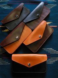 RAWHIDE TRUCKERS WALLET LOT-504/UK BRIDLE By J & FJ Baker & Co, - ROCK-A-HULA Vintage Clothing Blog