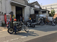 HIMUCA MUSIC FESTIVAL!!  その1 - gee motorcycles