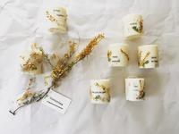 Mothers herb 〜ミモザの陽だまりキャンドル×メッセージ」を終えて - itononiwa