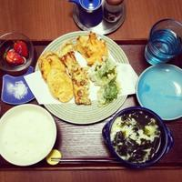 天ぷらはむずかしー - ◆◇Today's Mizukitchen◇◆