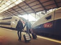 フランスの新幹線(TGV)の新型車両について - おフランスの魅力