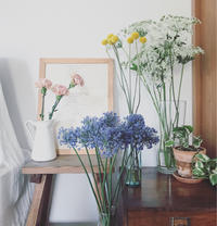 [monthly bouquet] May,2017 - ombrage diary