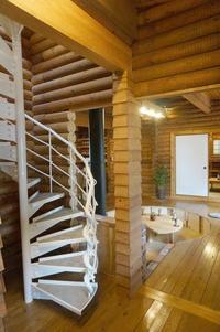 さだまさしの詩島と詩島式鉄骨螺旋階段 - アトリエMアーキテクツの建築日記