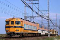 2017/04/29 菓子博臨が今日も… - Catching The Train 運転日報