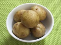 <イギリス料理・レシピ> ふかしジャガイモ【Steamed Potatoes】 - イギリスの食、イギリスの料理&菓子