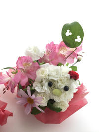 子どもの日にも!母の日にも! - **おやつのお花*   きれい 可愛い いとおしいをデザインしましょう♪