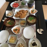 新たまねぎときぬさや、桜海老の春のお味噌汁 de 朝ごはん。 - 気分屋 ぷりんせす