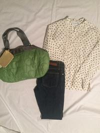 マザーズバッグを使う - めいの日々是好日