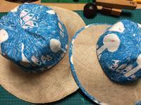 親子ペア - 帽子工房 布布