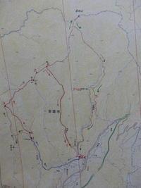 右谷山(1234m) - 老猿の山日記