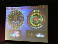 元FBI特別捜査官による犯罪心理学プロファイリング・セミナー聴講! - 大好き海外ドラマ&恋して外国映画