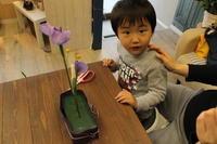 子供の日キッズレッスン - 北赤羽花屋ソレイユの日々の花
