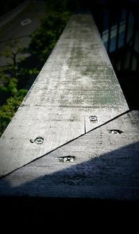 ヒバ製のウッドデッキの塗装始め - hills飛地 長距離自転車乗り(輪行含む)の日誌