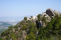 金勝アルプス - 山登りはじめました!