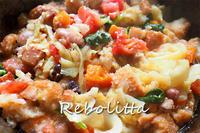 【レシピ】リボリータ~キャンプで「食べる」スープ (cookpad連携レシピ) - SAMのLIFEキャンプブログ Doors , In & Out !