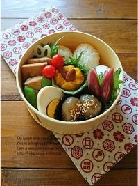 5.2カジキの照り焼き弁当&おっちょこちょいと東京語辞典 - YUKA'sレシピ♪
