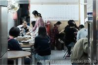 インドシナ周遊の旅(13)マカオ(4)煲仔飯のおじさん(4)味わう - My Filter     a les  co les   Photographies