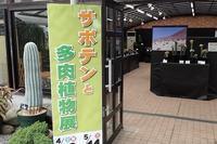 GWは「サボテンと多肉植物展」!! - 手柄山温室植物園ブログ 『山の上から花だより』