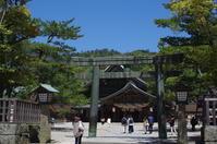 良縁夫婦旅2(出雲大社、松江城) - (鳥撮)ハタ坊:PENTAX k-3、k-5で撮った写真を載せていきますので、ヨロシクですm(_ _)m