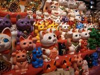 やっぱり招き猫が好き - 岳の父ちゃんの PhotoBlog