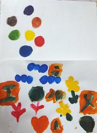 4月29日「色遊び」行いました♪ - 絵画教室アトリえをかく