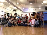 GW昼間のダンススタジオ・コンサート - マコト日記